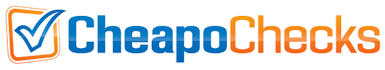 cheapochecks logo